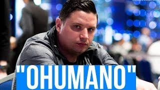 Ignat '0human0' Liviu: High Stakes Cash Games Online to Live Tournament Poker