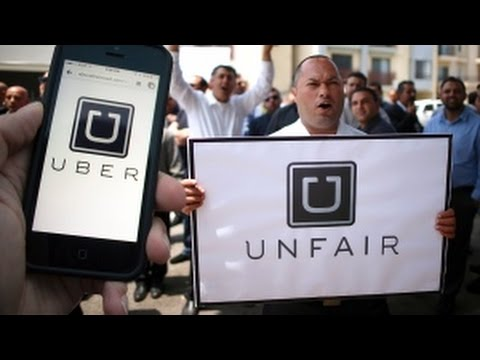 UK Court Declares Uber Drivers are EMPLOYEES!!