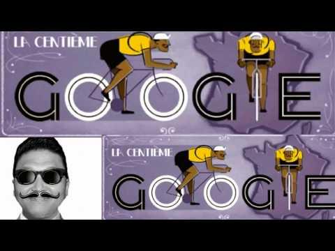 Tour de France 2013  Тур де Франс  Google Doodle HD 100