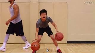  【籃球教學】三個超實用的運球練習動作!讓你的運球突飛猛進! 
