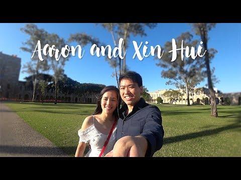 Aaron and XinHui | #oonmarriedloh