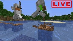 Minecraft Speedrunner VS Hunter LIVE