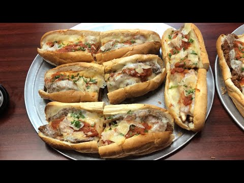 American Voyage Sandwich Challenge In West Chester, Pennsylvania!!