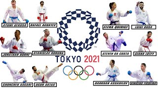 Olympic Karate 2021   WKF   (PART1)