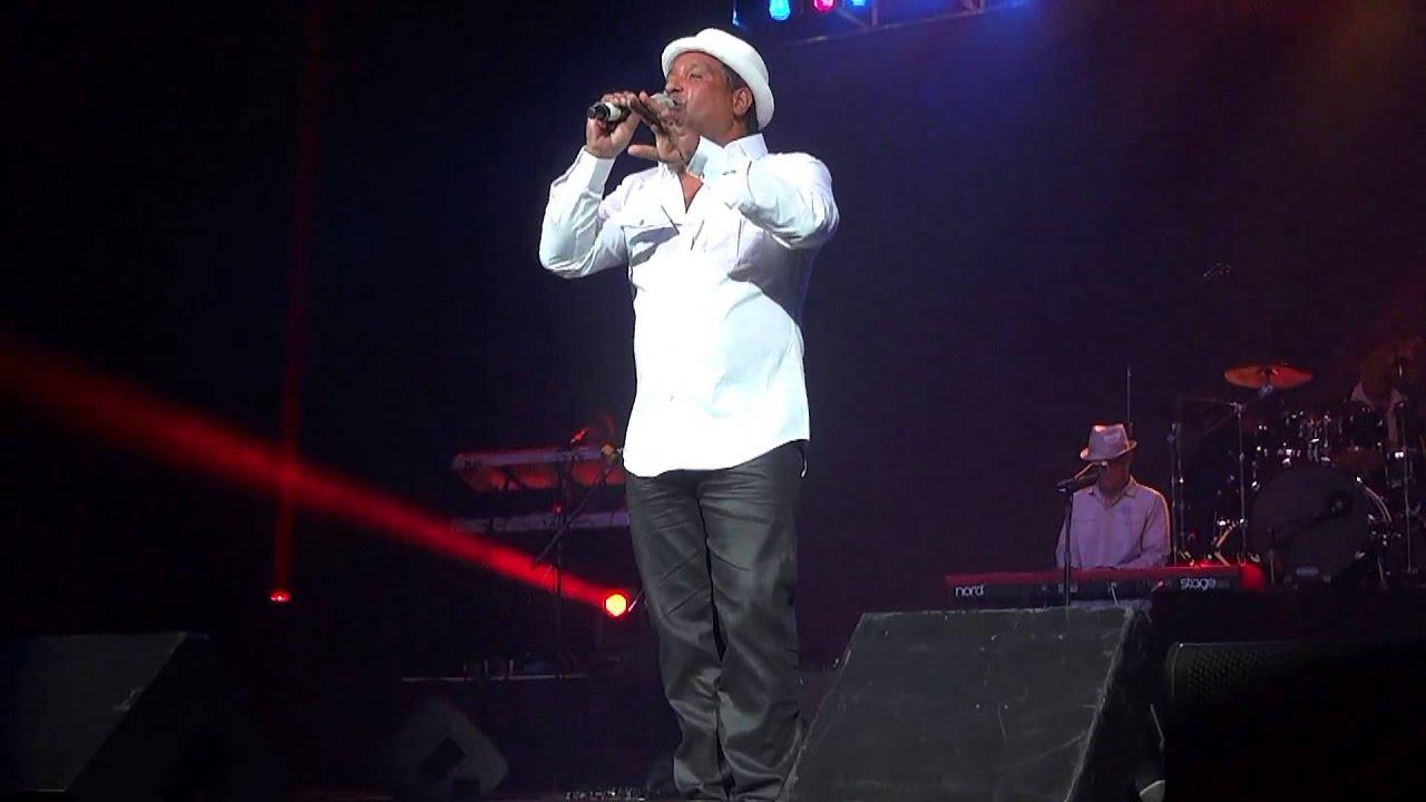 LIVE Stevie B   I Wanna Be The One 2013 #1