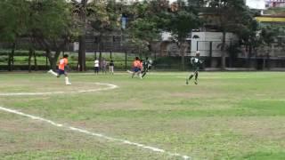 0910 聖三一足球隊學界比賽精華片段