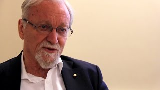 First Diplomat in Residence for SGIS: Gareth Evans