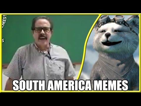 #REACT - Como os Memes pronunciam S.A.M (South America Memes)