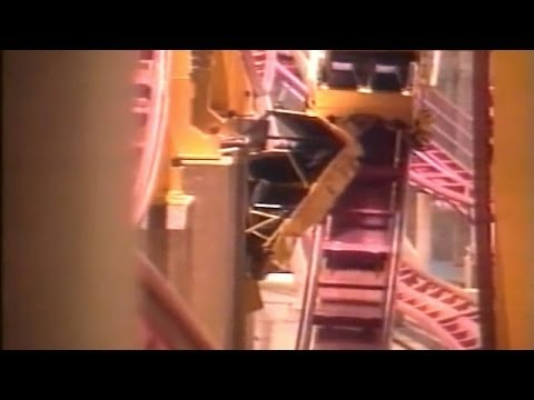 1986 Roller Coaster Crash Kills 3 In West Edmonton Mall