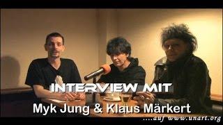 Download lagu UnArt Live TV Interview Myk Jung und Klaus Märkert Schementhemen Flux Velbert 2011 MP3