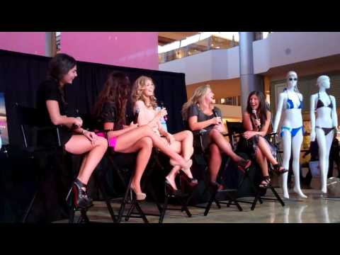 SI Swimsuit Style Roundtable at Fashion Show Las Vegas