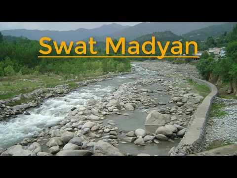 Swat Madyan Tour Near River Side Fun BSSE 2014 Batch UOG Lahore