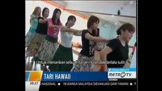 Metro Xinwen 7 April 2015 - Tari Hawaii
