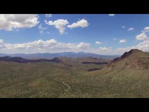 160 Acre Recreational Property In AZ With Amazing Cliffs, Views and Spring - Sold