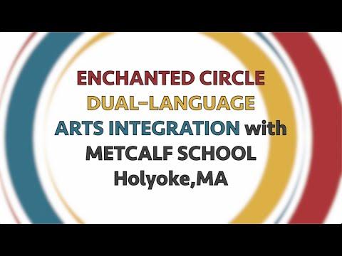 Enchanted Circle Dual-Language Arts Integration with Joseph Metcalf School