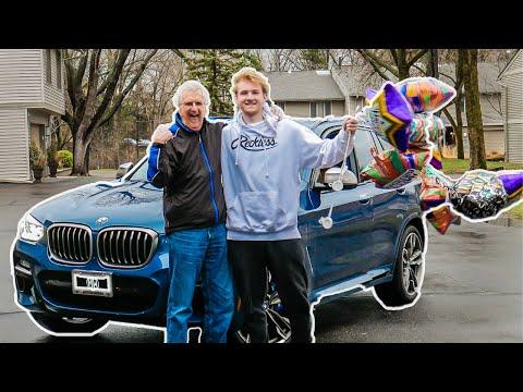 Surprising My Grandpa With His DREAM CAR!!
