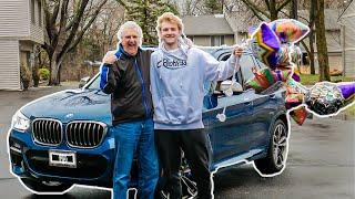 Surprising My Grandpa With His DREAM CAR!!