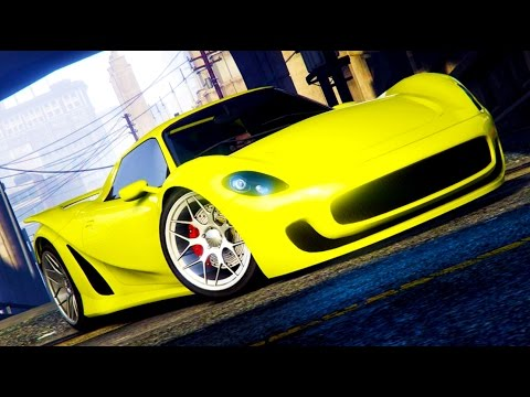 "GTA 5 DLC $3,000,000 SPENDING SPREE! BUYING NEW SUPER CAR ""PFISTER 811"" SUPERCAR CUSTOMIZATION!"