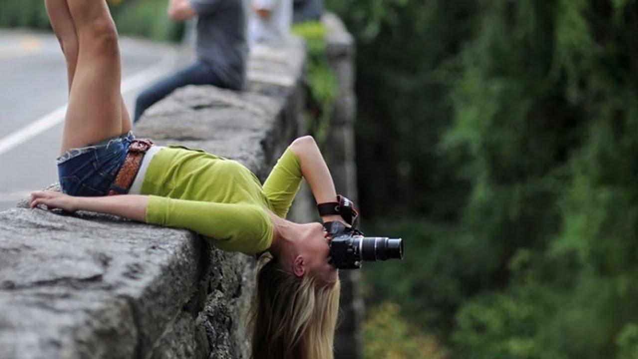 Fotoğraf Çekmek İçin Büyük Risk Alan Fotoğrafçılar
