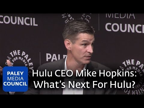 CEO Mike Hopkins on What is Next for Hulu