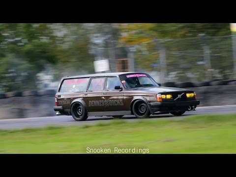 Volvo 240 Station Wagon Drift Car