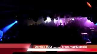 DERRICK MAY@REX CLUB Automatik 06/04/2013