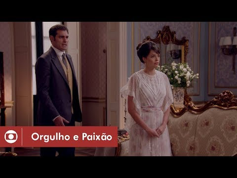 Orgulho e Paixão: capítulo 33 da novela, quinta, 26 de abril, na Globo