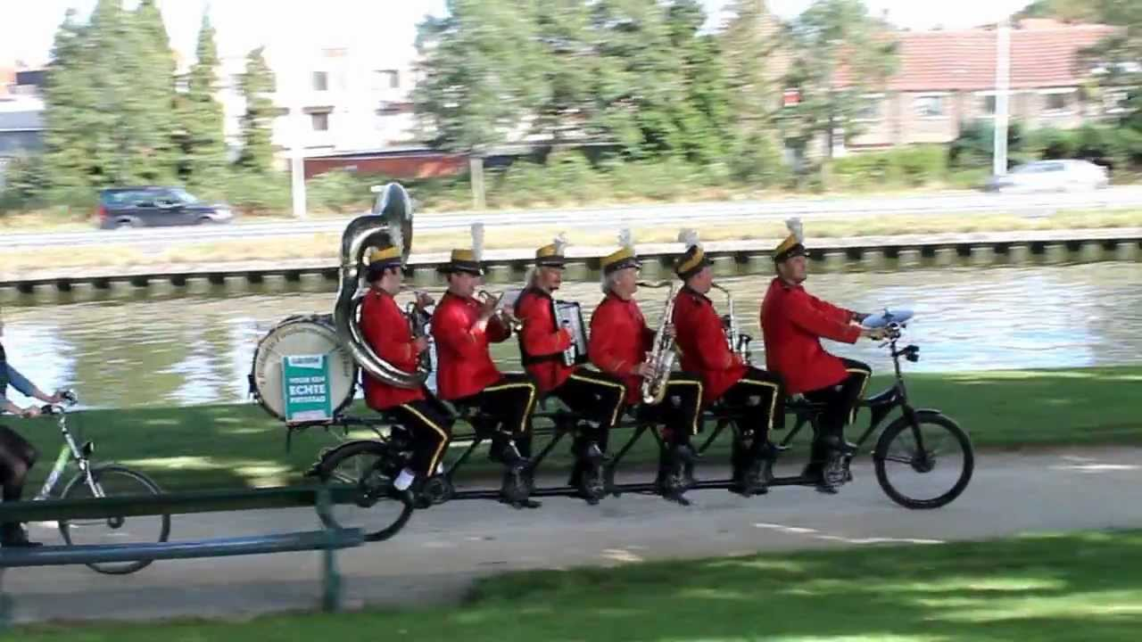 Bruges tandem marching band