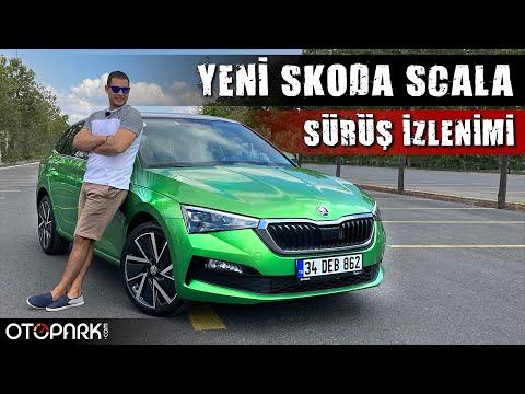 Yeni Skoda Scala | Sürüş İzlenimi | OTOPARK.com