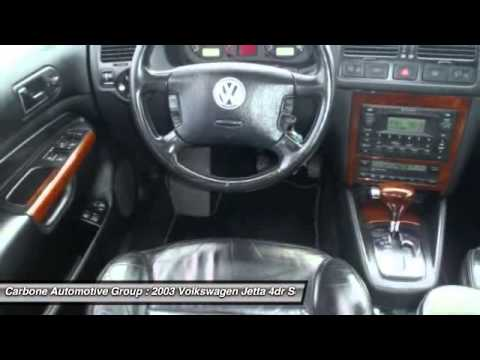 2003 Volkswagen Jetta 4dr Sdn GLX VR6 Auto w/Tiptronic Berlin NJ 08009