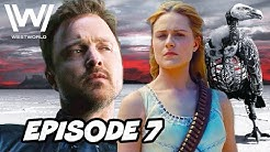 Westworld Season 3 Episode 7 HBO - TOP 10 WTF and Easter Eggs