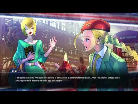 Street Fighter V - Cammy Story Mode!