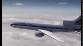 Delta Airlines 191 Crash Animation