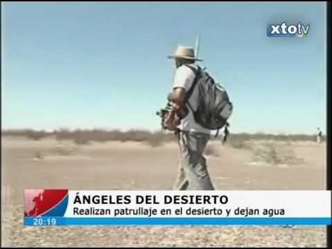 La Verdad entrevista a Ángeles del desierto