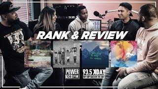 Ranking & Reviewing Ye, Daytona, Kids See Ghosts and Nasir