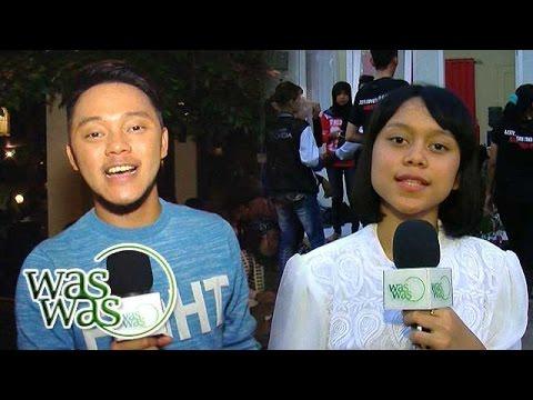 Danang dan Lesti Syukuran Kemenangan - WasWas 31 Desember 2015
