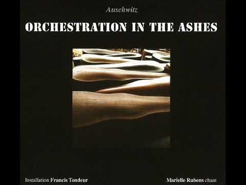 """S KACZERGINSKI & A VOLKOVISKI Shtiler Shtiler - """"Orchestration in the ashes"""" - MARIELLE RUBENS"""
