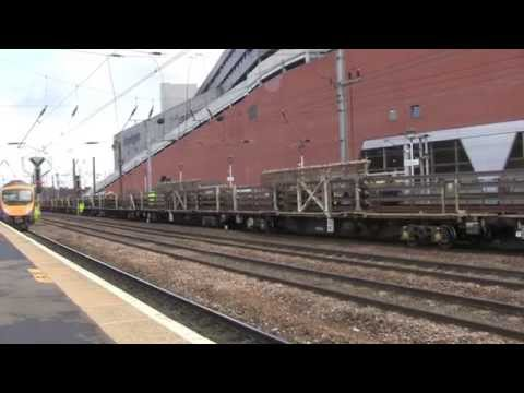 Doncaster Railway Station, South Yorkshire, England - 22nd August, 2014