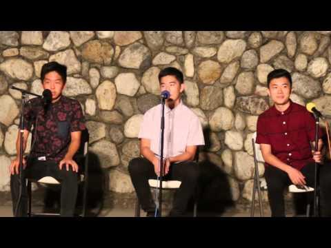 Photograph (Ed Sheeran) - Oscar Lau, Mikey Yang & Luke Jia