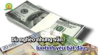 TIỀN VÀ BẠC-HOÀNG ĐĂNG KHOA (KARAOKE-MP3)
