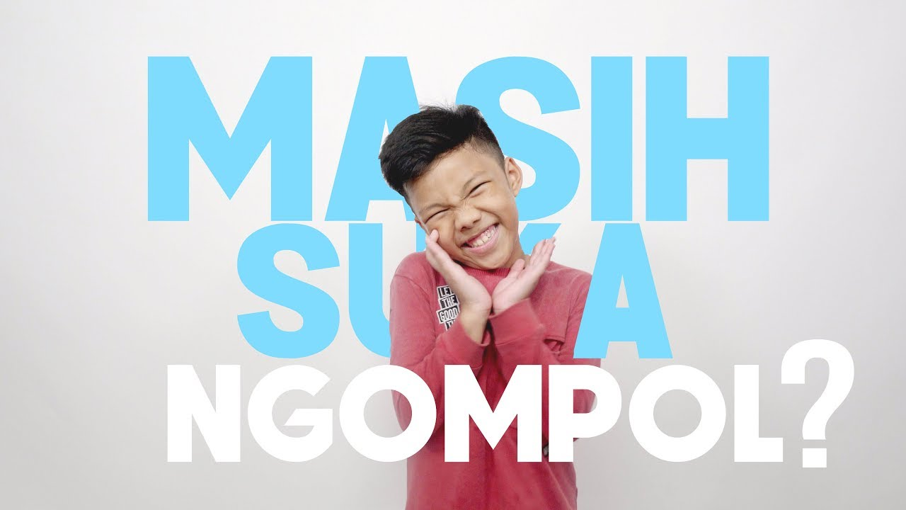 Muntaz Masih Ngompol 60 Second Q A With Muntaz Halilintar Youtube
