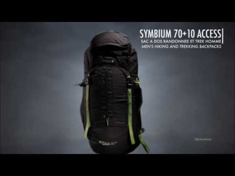 60b414df8 Backpack SYMBIUM ACCESS 70+10 - YouTube