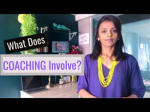 What does coaching involve ?