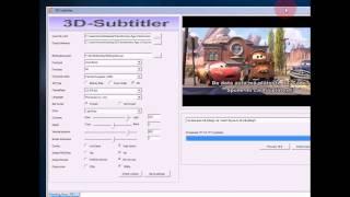Cum se adauga Subtitrare la un film 3D SBS