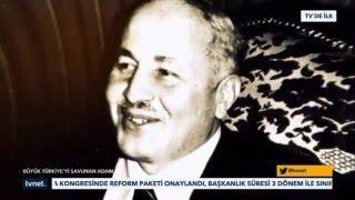 Yeniden Büyük Türkiye 39 yi Savunan Adam NECMETTİN ERBAKAN Bölüm 1