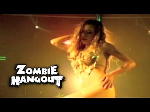 Zombie Trailer - Zombie Strippers! (2008) Zombie Hangout