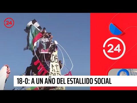 Manifestaciones de chile (boom social) Estallido social
