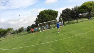 ENTRENAMIENTOS ESPECIFICO PORTEROS GIRONA FC