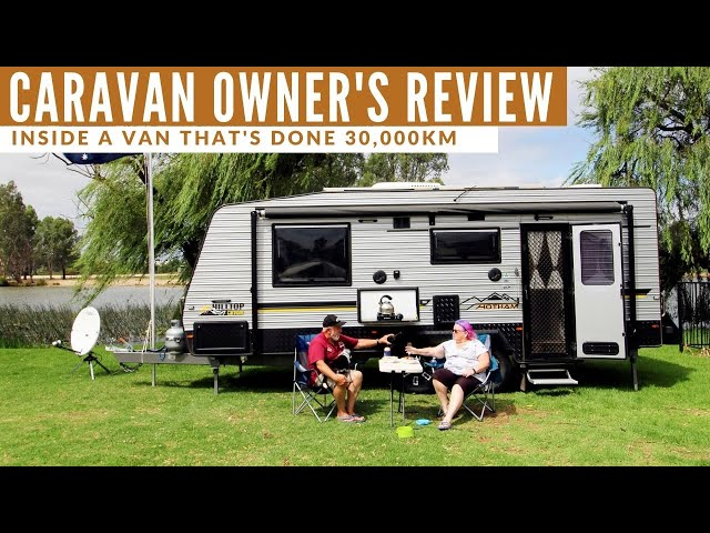 The Grand Tour! Owner's Caravan Profile