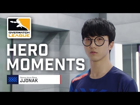 Hero Moments: Jjonak